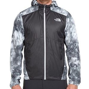 NWT The North Face Flyweight Hoodie Windbreaker